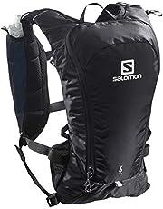 SALOMON Agile 6 SET drinkrugzak lichte looprugzak 6L, groen