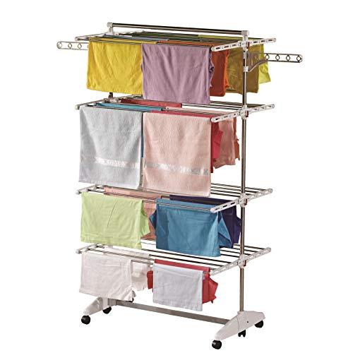 One Click Luxus Wäscheständer E4 Bild