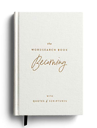Compare Textbook Prices for The Wordsearch Book: Becoming With Quotes & Scriptures  ISBN 9781644549919 by Margot + Co