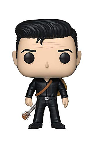 Funko Pop! Rocks: Johnny Cash - Johnny Cash in Black $3.88 amazon.com $3.88
