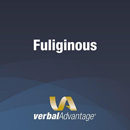Word of the Day: Fuliginous audiobook cover art
