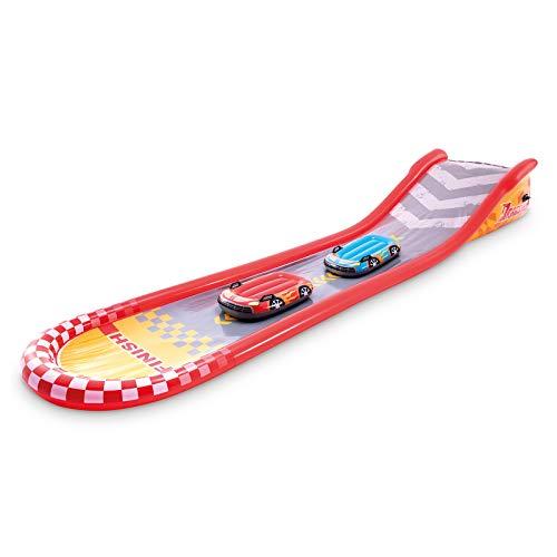 INTEX(インテックス) スライダー 水遊び [レーシングファンスライド 57167] 【日本正規品】
