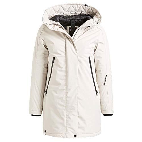 khujo Damen Winterjacke Zehra 1012JK193 Kit L