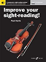 Improve Your Sight-Reading! Violin, Level 7-8: A Workbook for Examinations (Faber Edition)