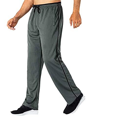 YpingLonk Pantalones Deportivos para Hombre Pantalones Deportivo Entrenamiento Fitness Casual Deporte Slim Fit Jogger Pantalones