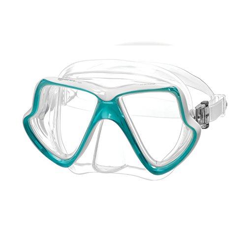 Mares Maske Wahoo Tauchen Google–Transparent/CL, bxaqwcl