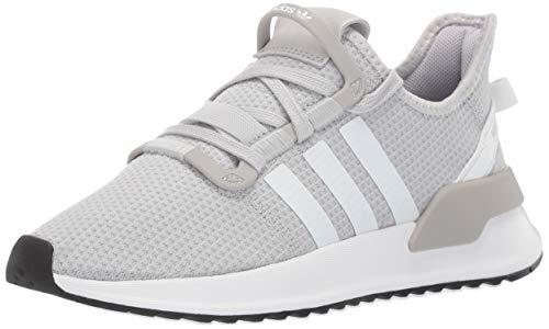 adidas Originals Damen U_Path Run Laufschuh, LGH Solid Grau/Weiß/Schwarz, 44 EU