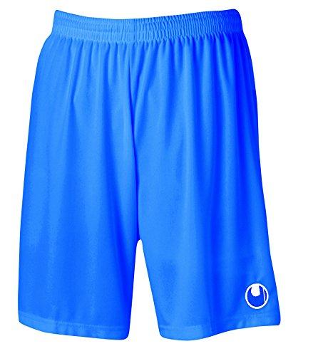 uhlsport Herren Herren Shorts Center II Shorts Mit Innenslip, azurblau, XXS, 100305907