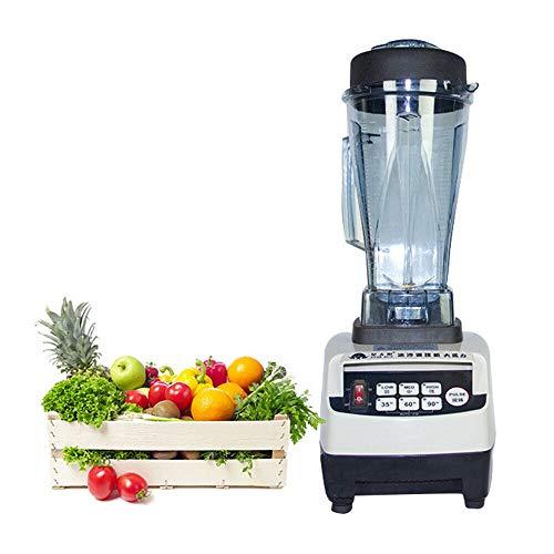 Fetcoi Batidora de vaso de 850 W, 1,5 l, gran capacidad, batidora con 6 cuchillas Power Blender, batidos, zumo de frutas, zumos de verduras, 22000PRM