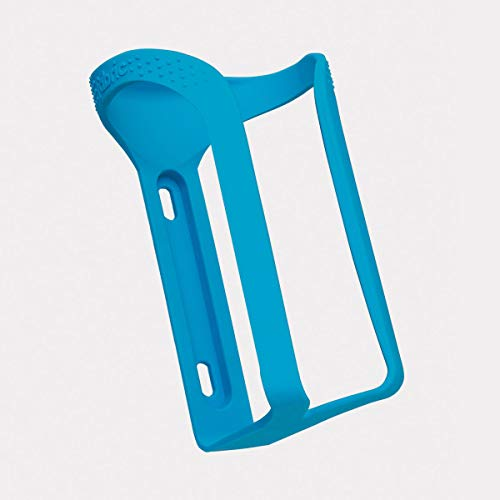 Fabric Gripper Fahrrad Flaschenhalter blau