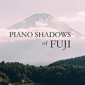 Piano Shadows of Fuji
