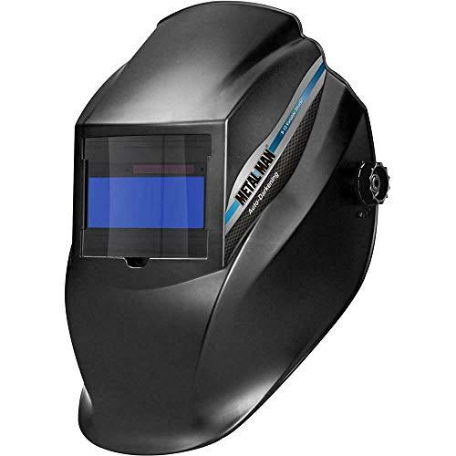 Compatible with Metal Man T30316 Black Variable Shade Auto-Darkening Welding Helmet