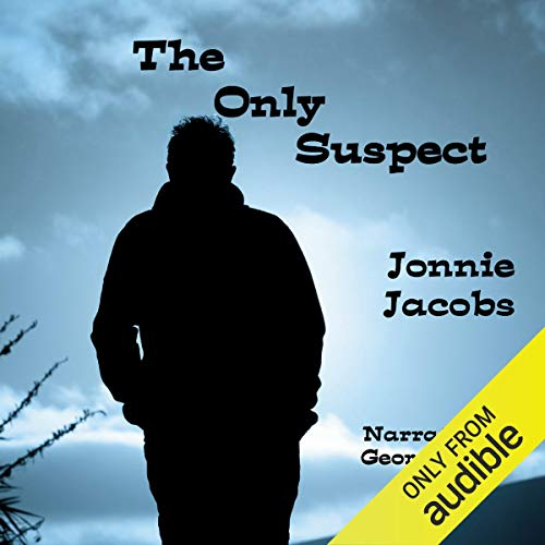The Only Suspect audiobook cover art
