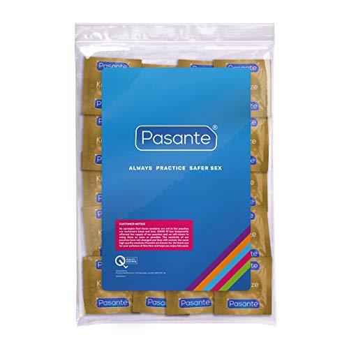 Pasante - Preservativi King Size, Confezione da 72