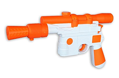 Star Wars Waffe Han Solo Blaster DL-44 aus Kunststoff