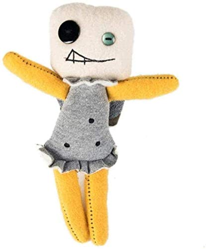 Plüschspielzeug TV Schöne Es ist okay, nicht in Ordnung zu sein Albtraum Puppe Plüsch Koreanischer Mini Nightmare Kinder Kinder Spielzeug Geburtstagsgeschenk 20 cm Dekoration Spielzeug YMMSTORY