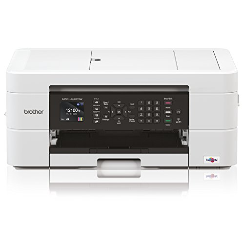 Brother MFC-J497DW MFC-Ink Fax D...