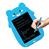 JRD&BS WINL Upgraded Screen 8.5 Inch LCD Electronic Writing Tablet for Kids Doodle Board Drawing Board for Children-Best Gifts for Kids (Blue X)
