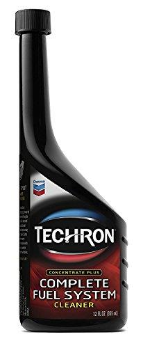 Chevron TECHRON Complete Fuel System Cleaner - 12 OZ.