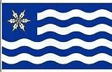 Königsbanner Hissflagge Kampen (Sylt) - 80 x 120cm - Flagge und Fahne