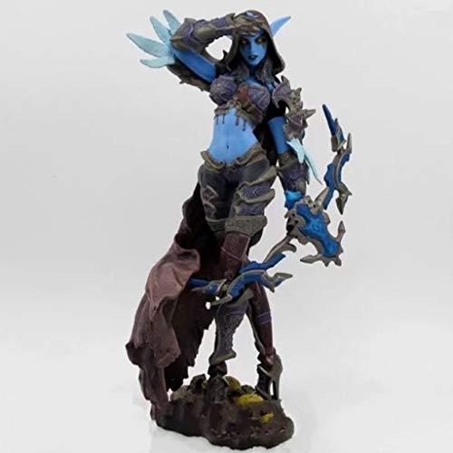PY World of Warcraft: Sylvanas (Postura de pie) La Figura de acción de Juguete Modelo de Regalo Decoración colección de muñecas