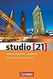 Studio 21 A1 Vocabulario Alemán español: Glossar Deutsch - Spanisch