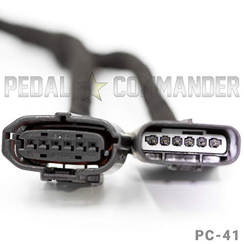 Fits All Trim Levels; LX, Touring, Limited Pedal Commander Throttle Response Controller PC31 Bluetooth for Chrysler Pacifica 2007-2008