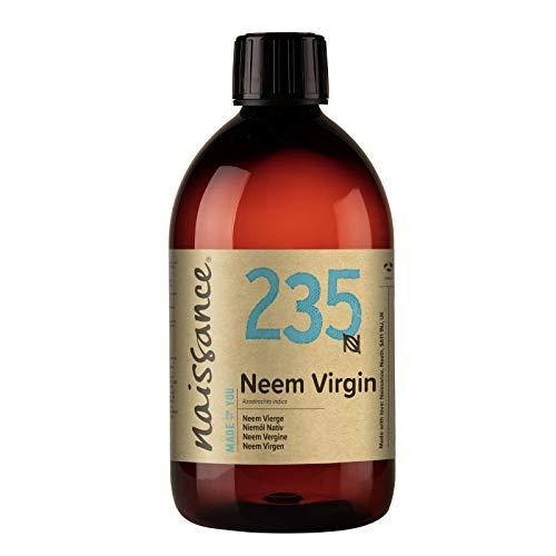 Naissance Huile Végétale de Neem Vierge (n° 235) - 500ml - 100% pure et naturelle