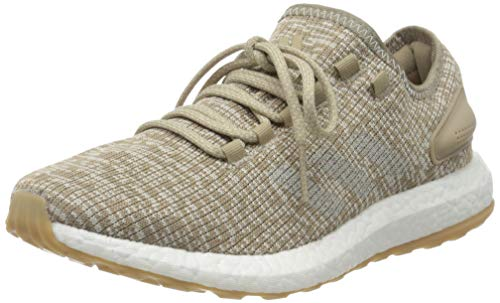 adidas Pureboost, Zapatillas Hombre, Verde (Caqtra/Marcla/Caqtra), 39 1/3 EU