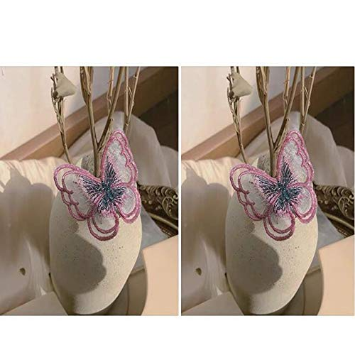 2 AKUN White Lace Embroidery Hairpins, Children's Birthday Hair Bands, Gifts For Women