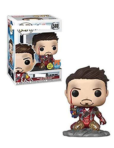 TSDLRH Funko POP The Avengers Tony Stark,Vision Comic Cosplay Anime