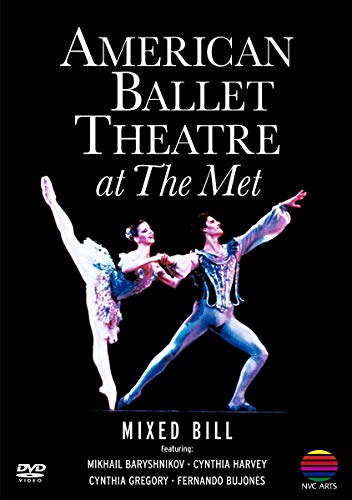 American Ballet Theatre at the Met [DVD] [2001]