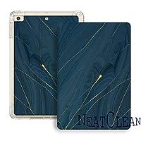 NeatClean ipad pro10.5 ケース かわいい 手帳型 軽量 薄型 耐衝撃 魅力的 かっこいい アイパッドケース 二つ折り ipad 9.7 ケース pencil収納 iPad 第六世代 9.7 インチ ケース 2018 iPad 第五世代 9.7 インチ ケース 2017 ipad air10.5 ケース Air3ケース Air2ケース Airケース 手帳型 iPad mini5ケース mini4ケース mini3ケース mini2ケース miniケース アイパッドカバー ipad pro11 ケース ペンシル ipad pro10.5 ケース おしゃれ ipad 9.7 ケース ペンシル収納 水彩 おしゃれ ネイビー おもしろい 高級感 上品(iPad Pro/Air 10.5,b柄)