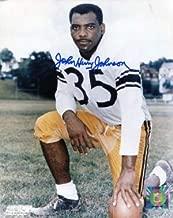 John Henry Johnson Autographed 8x10 Photo - Autographed NFL Photos