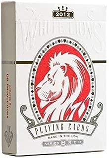WHITE LIONS SERIES B (RED)
