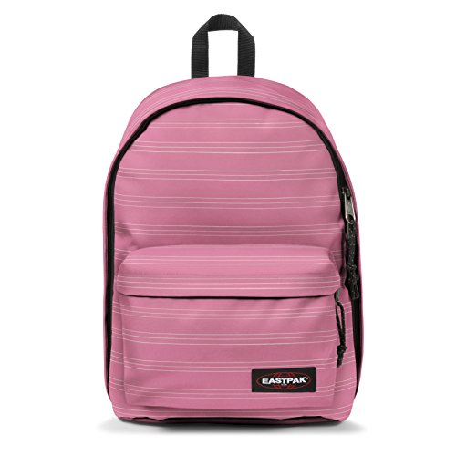 Eastpak OUT OF OFFICE Zainetto per bambini, 44 cm, 27 liters, Rosa (Stripe-It Marshmellow)
