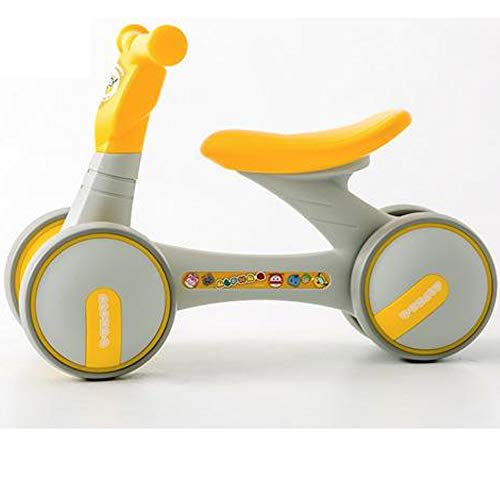 Sale!! Baby Balance Bike No Pedal Baby Car Ride on Toy for 2-6 Years Old Children Walker Durable Tod...