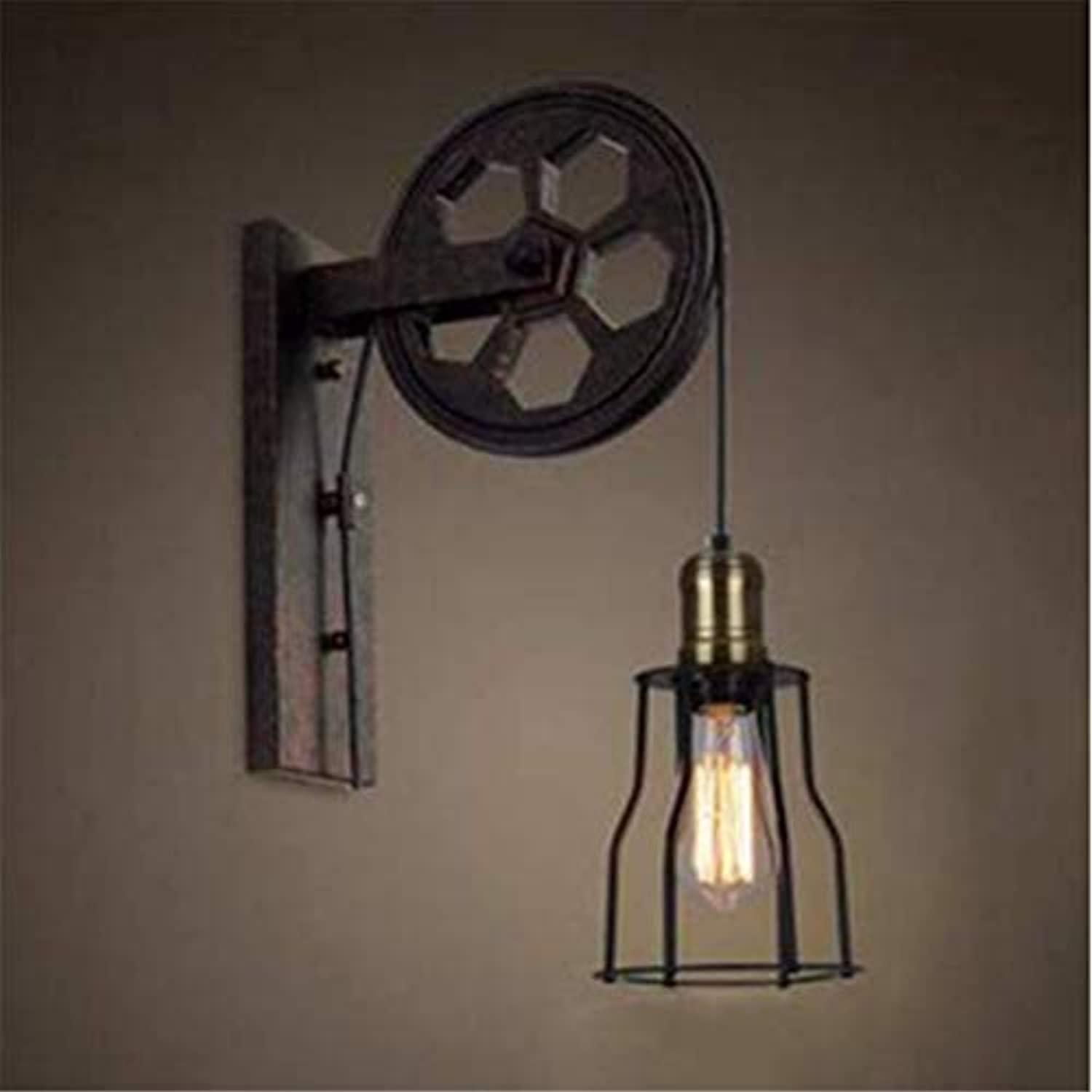 Lichtwall Sconce Light With Extendable Armretro Industrial Metal Lamp Decoration For Bar Restaurant Coffee Shop And Home Use, E27 Socket