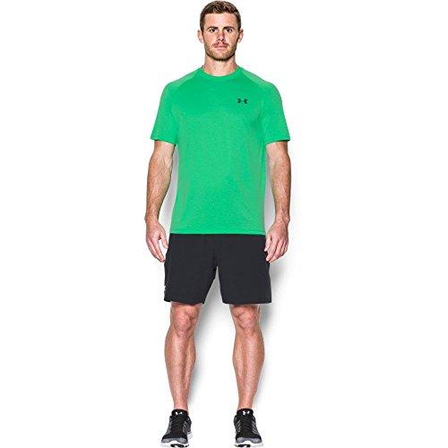 Under Armour Ua Tech Ss Tee Herren Fitness - T-Shirts & Tanks, Grün Vapor Green, S