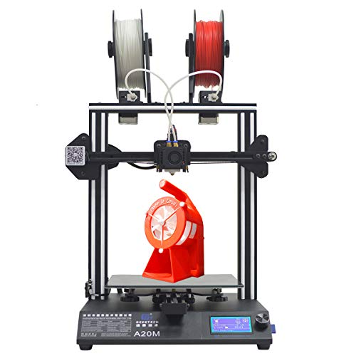 3D Printer,GIANTARM GEEETECH NEW Version A20M 3D Printer,Mix-Color,With 2 Extruders,Quick Assembly...
