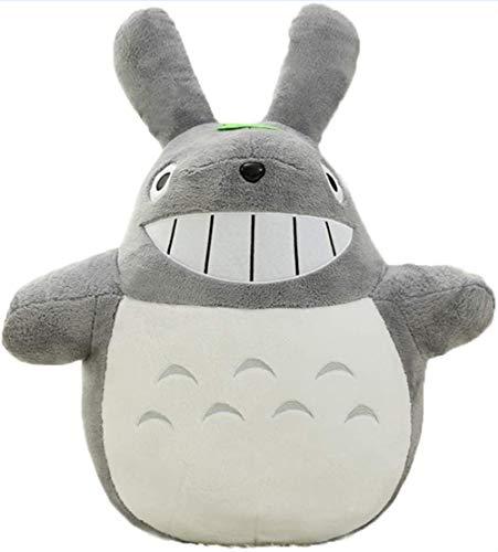 Verschillende maten, grote Cute Totoro pluche jumbo reus grote dieren knuffel soft pop kussen kussen Verjaardagscadeau Holiday,30cm