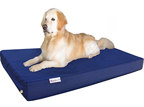 Dogbed4less Orthopedic Waterproof Heavy Duty Gel...