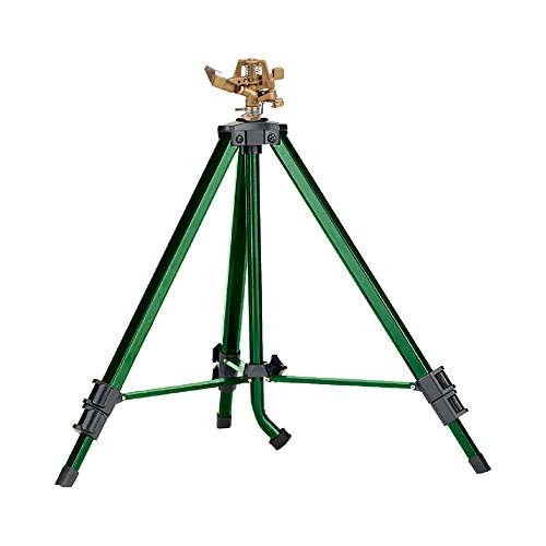 Orbit 56667N Zinc Impact Sprinkler on Tripod