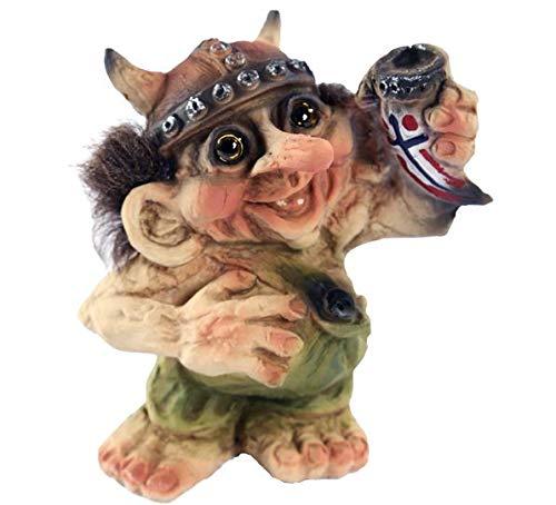 Nyform Troll Norway Viking Horn