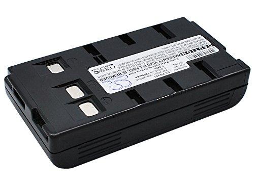 Replacement Battery for JVC BN-V10U, BN-V11U, GR-AX270, GR-AX270E, GR-AX280, GR-AX600, GR-AXM17, GR-AXM17U