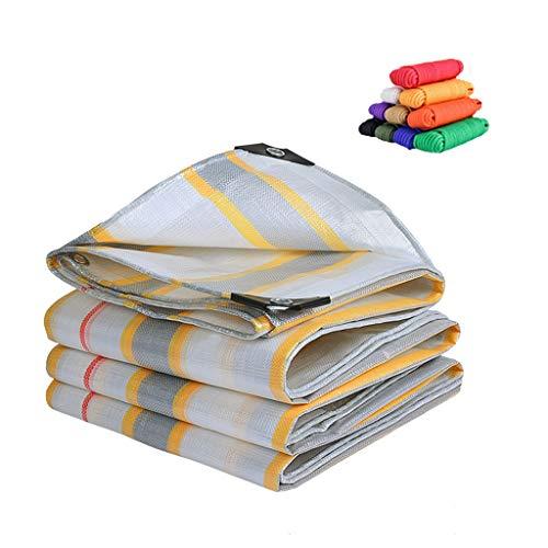 JDKC- Tarps, Tarpaulin Rainproof Waterproof Sunscreen and Wear-resistant Tarpaulin, Outdoor Sunshade and Rain Tarpaulin, Customized (Size : 2X3M)