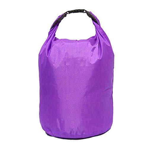 10L / 20L / 40L / 70L Leggero borsa impermeabile a secco / sacchetto impermeabile / sacchetto impermeabile asciutto borsa / zaino impermeabile / sport d'acqua si agitano all'aperto ( Color : Purple )