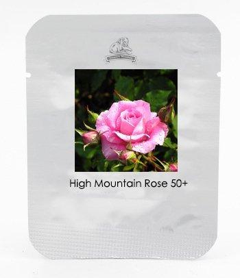 1 Professional Pack, 50 graines / paquet, Graine de haute montagne rose chinois mensuel Fleur Rose # NF439