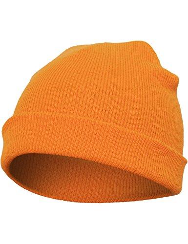 Flexfit Mütze Heavyweight Beanie, blaze orange, one size, 1500KC-00581-0050