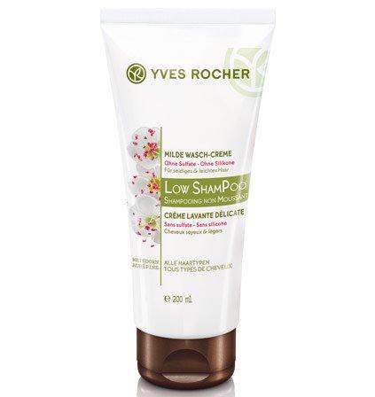 Yves Rocher–Low Shampoo Milde lavabile crema: l' alternativa Milde per la crema per capelli lavare